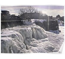 Rideau Falls today Poster