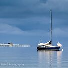 On Geographe Bay Western Australia by Rick Playle