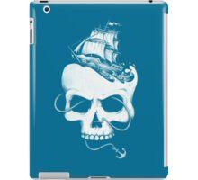 Sailing the Dead Sea iPad Case/Skin