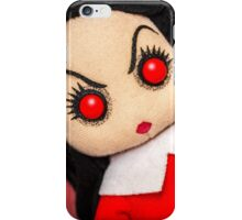 Evil Rag Doll iPhone Case/Skin