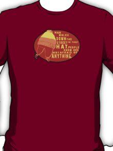 Jayne Cobb Hat T-Shirt