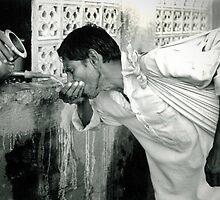 Water Station, Udaipur, India by paulsborrett