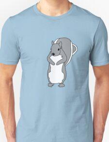 Cartoon Squirrel Unisex T-Shirt
