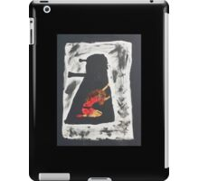Oswin and the Dalek iPad Case/Skin