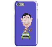 Funny Drawing Cartoon Caricature TV iPhone Case/Skin