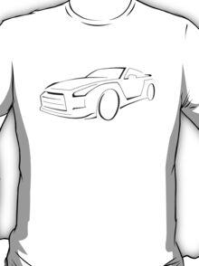GTR  (black graphic) T-Shirt