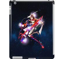 Ryuko Matoi and Mikasa Ackerman iPad Case/Skin
