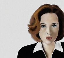 Dana Scully by sexcretary