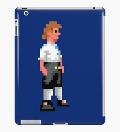 I wanna be a pirate! iPad Case/Skin