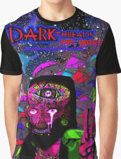 Psychedelic Jesus Reincarnate Graphic T-Shirt