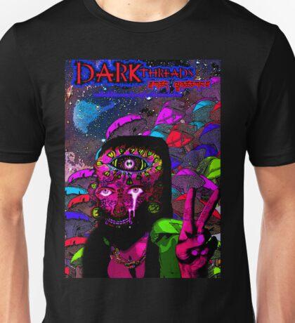 Psychedelic Jesus Reincarnate Unisex T-Shirt