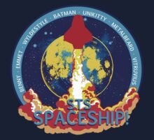 STS SPACESHIP! Kids Clothes