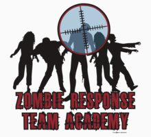 Zombie Response Team Academy by supernate77