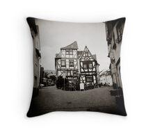 { fairy tale houses } Throw Pillow