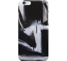 Planting Seeds - New Black White Abstract Stylish Fine Art iPhone Case/Skin