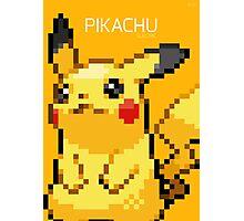 #025 - Pikachu Photographic Print