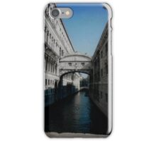 Venice Bridge iPhone Case/Skin