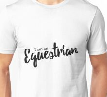 Equestrian - V. 1 Unisex T-Shirt