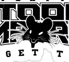 Property of Tatooine Womp Rats Target Team Sticker