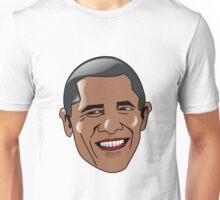 Obama Face Unisex T-Shirt