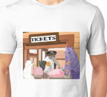 Utopia Express, ALL ABOARD! Unisex T-Shirt