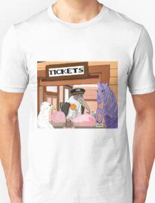 Utopia Express, ALL ABOARD! T-Shirt