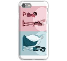 marceline and ice king iPhone Case/Skin