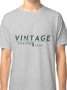 Vintage twenty1four MINT Classic T-Shirt