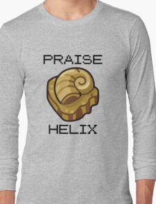 ༼ つ ◕_◕ ༽つ PRAISE HELIX ༼ つ ◕_◕ ༽つ Long Sleeve T-Shirt
