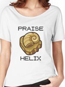 ༼ つ ◕_◕ ༽つ PRAISE HELIX ༼ つ ◕_◕ ༽つ Women's Relaxed Fit T-Shirt