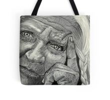 Thinking back Tote Bag