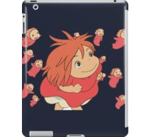 Ponyo, escape iPad Case/Skin