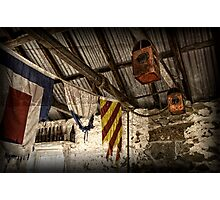 Signal Flags Photographic Print