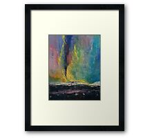 Arctic Lights Framed Print