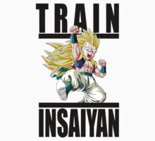 Train Insaiyan - Gotenks by irig0ld