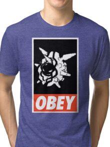 OBEY Cloyster Tri-blend T-Shirt
