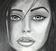 Fantasy Face by Susan van Zyl