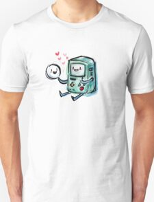 BMO and BUBBLE! T-Shirt