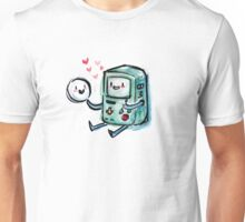 BMO and BUBBLE! Unisex T-Shirt