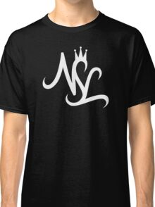 NSL White Crown Classic T-Shirt