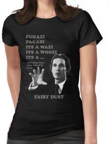 Fugazi Womens Fitted T-Shirt