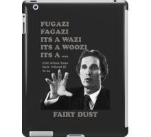 Fugazi iPad Case/Skin