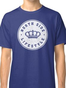 NSL White Royal Crown Classic T-Shirt