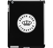 NSL White Royal Crown iPad Case/Skin