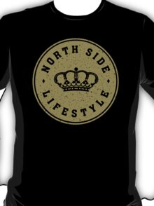 NSL Gold Royal Crown T-Shirt