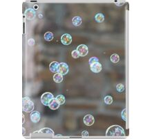 Bubbles and Rocks IPad Case iPad Case/Skin
