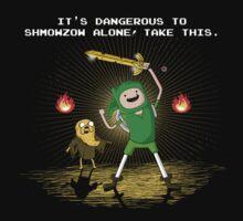 Dangerous to Shmowzow Kids Clothes