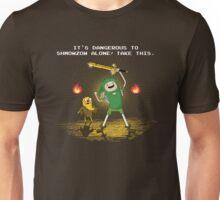 Dangerous to Shmowzow Unisex T-Shirt