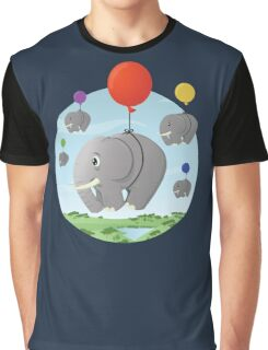 Family Migration Graphic T-Shirt