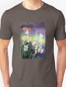 Majestic Daffodils Unisex T-Shirt